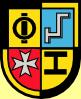 Wappen fon Offenbach an der Queich